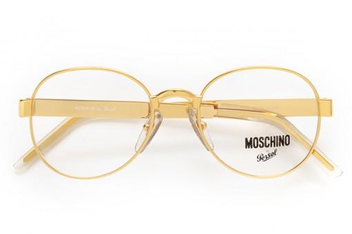 Moschino Pantobrille gold