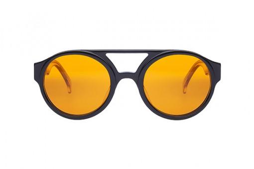 Bon Vivant Piquet Edition, Piloten Sonnenbrille, schwarz