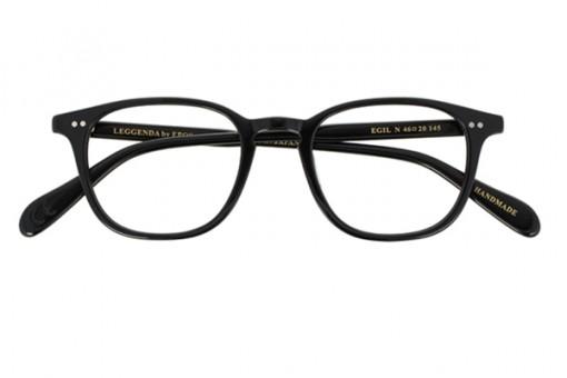 Epos Brille Egil, schwarz