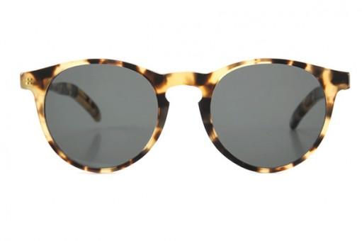 Fare bella Figura, Panto Sonnenbrille, Schildpatt Optik