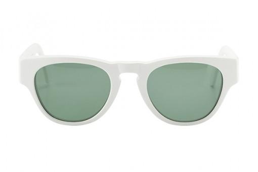 Pacifique Sonnenbrille weiß
