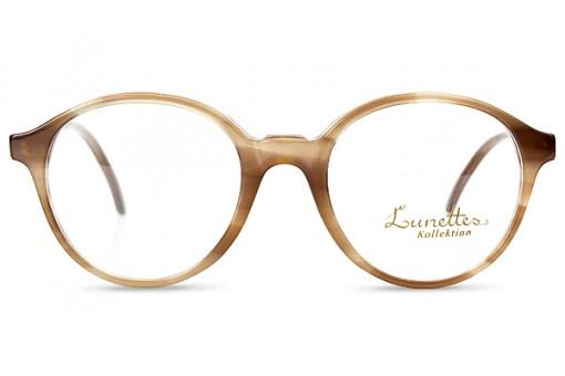 Jeunesse Toujours, runde Brille, oliv, beige