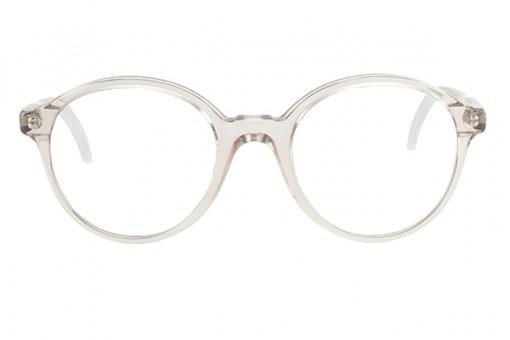 Jeunesse Toujours, runde Brille transparent