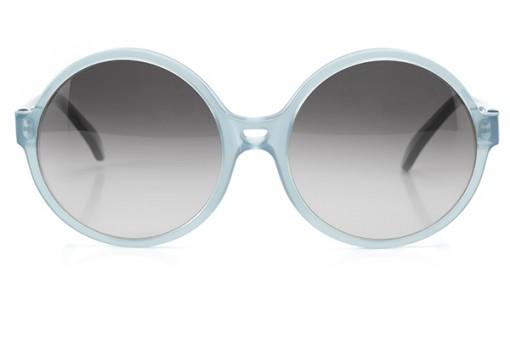 La Passante, Sonnenbrille 70ies, blau