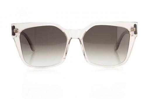 l'Avventura, transparente Sonnenbrille, eckig