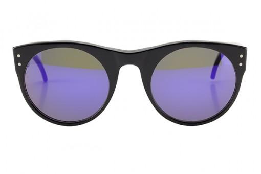 Tabula Rasa, Sonnenbrille verspiegelt