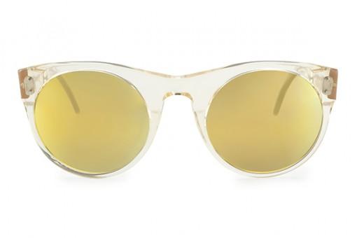 Tabula Rasa, sun, champaign, yellow mirror