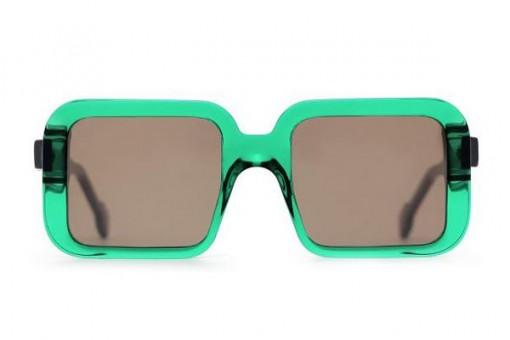 Henau Toga Sonnebrille, verdant grün