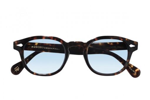 Moscot Lemtosh Berlin, Sonnenbrille tortoise custom-made