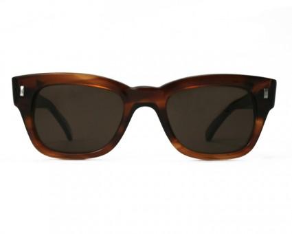 Professor, 60er Jahre Sonnenbrille, tortoise
