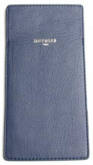 Inner Pocket Eyewear Case Blue Grey