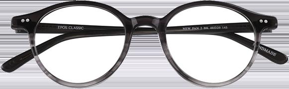 Talsohle Preis exklusive Schuhe helle n Farbe Brille Pan grau Verlauf