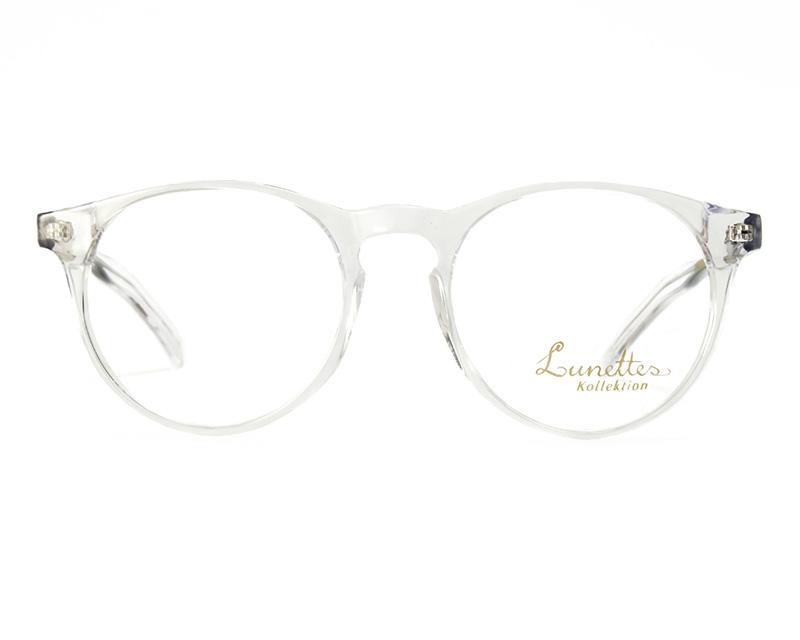Neues Produkt wie kauft man neuer & gebrauchter designer Fare bella Figura Panto Brille transparent