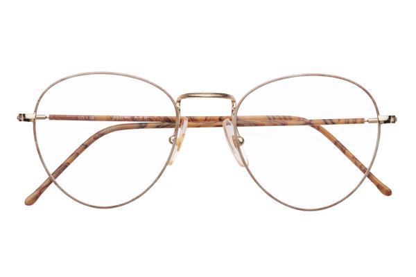 Beauty & Gesundheit Vintagebrille Hornoptik Damen Breite Bügel Butterfly Gestell Handmade Grösse M Weich Und Leicht