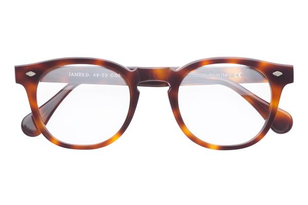 vollständige Palette von Spezifikationen überlegene Leistung attraktive Designs James D. Vintage Brille Panto tortoise