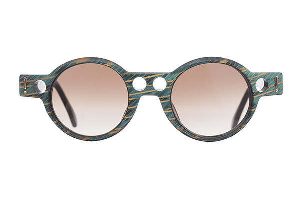 e2aa628403 Buy Round Vintage Sunglasses by LUNETTES