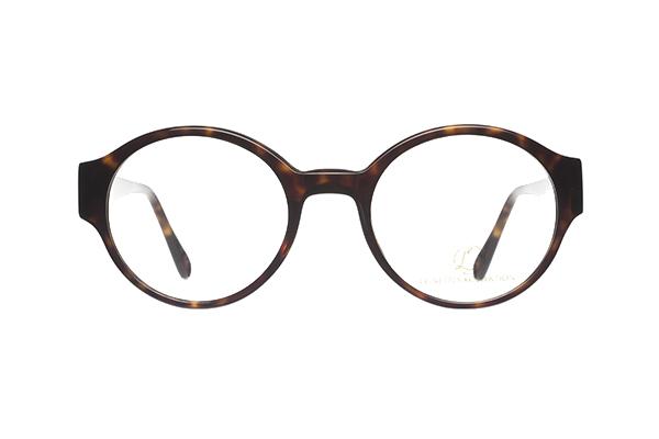 oval 22 brille runde gl ser tortoise designer brillen. Black Bedroom Furniture Sets. Home Design Ideas