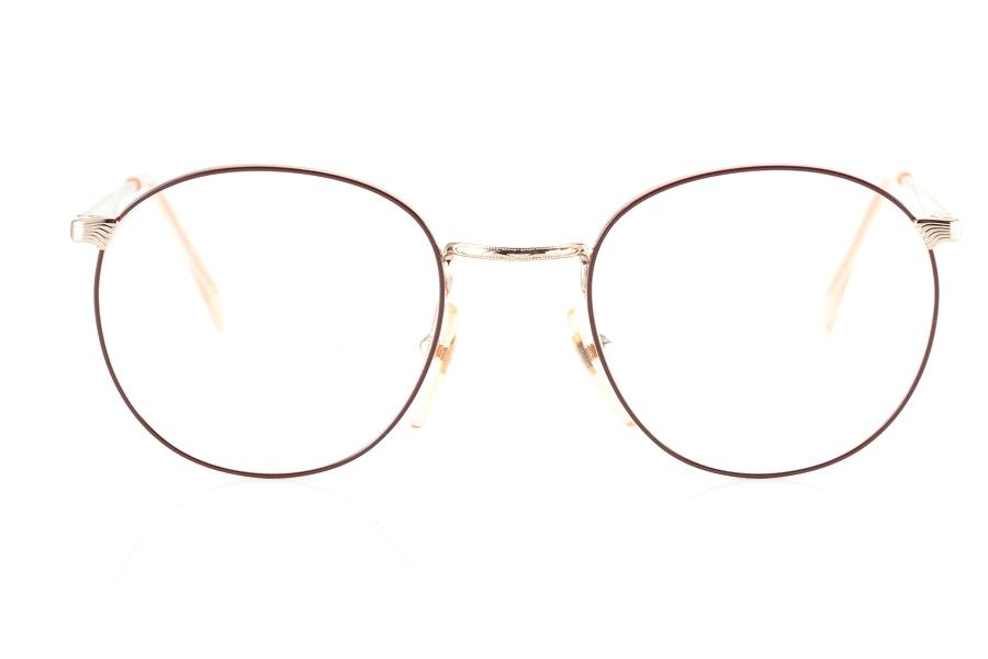 Goldrandbrille kaufen | Günstige goldene Brille | LUNETTES