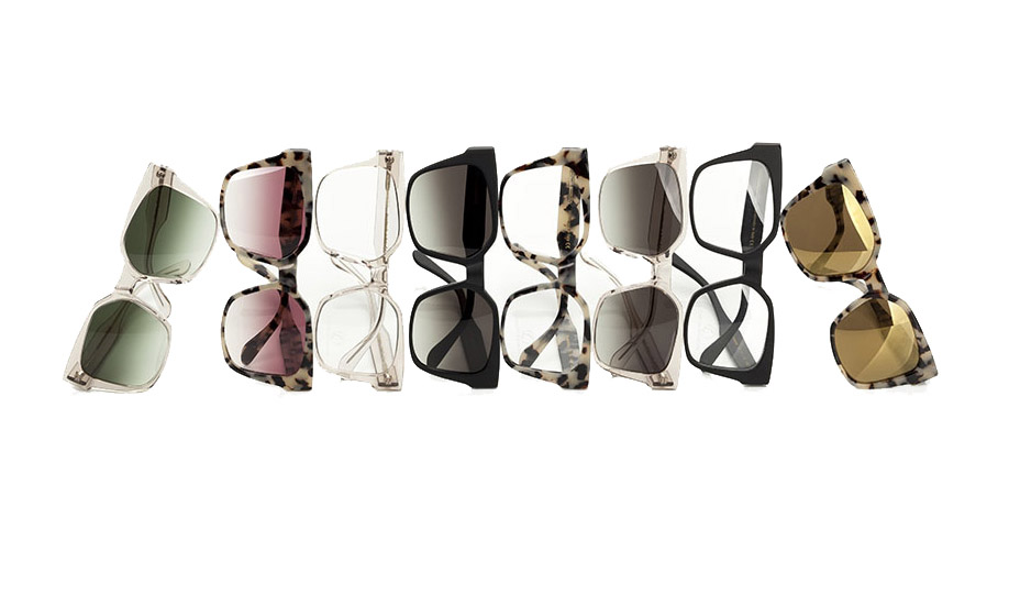 Brillen in transparent kaufen | Transparente Lesebrille
