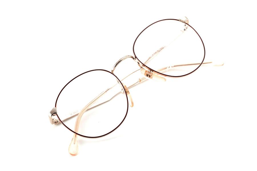 Goldrandbrille kaufen   Günstige goldene Brille   LUNETTES